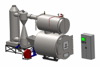 Sawdust and Waste Incineration Systems